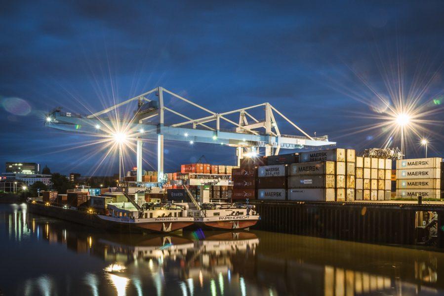 Port de marchandise sourcing
