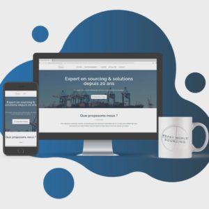 Post nouveau site web
